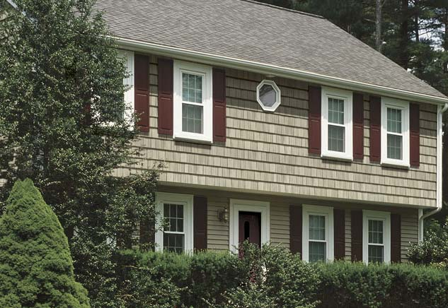 vinyl siding products and materials