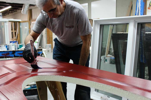 Window & Door Custom Finishing